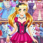Anime Kawaii Dress Up Game