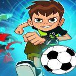 Ben 10 Soccer Penalties