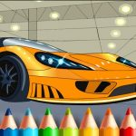 Cars Coloring World