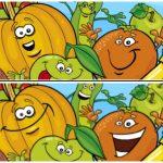 Cartoons Five Diffs