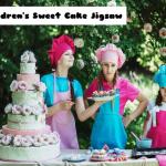 Children's Sweet Cake Jigsaw