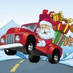Christmas Vehicles Hidden Keys