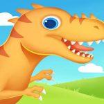 Dino Digging Games: Dig for Dinosaur Bones