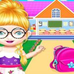 Doll House Decoration For Girl Game online