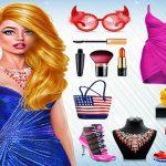Dress Night Games : Stylist Girls