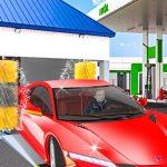 Gas Station: Car Parking
