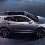 Jaguar E-Pace 2021 Slide