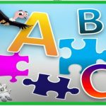 Kids Puzzle ABCD