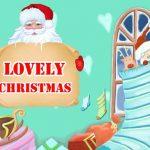 Lovely Christmas Slide