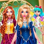 Magic Fairy Tale Princess Game