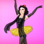 Princesses Rock Ballerinas