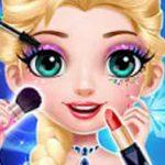 Queen Dress Up-Queen Makeover And Makeup