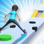Roller Skating Run
