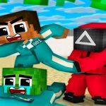 Squid Game For Minecraft PE