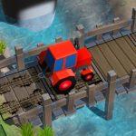 Tractor Puzzle Farming