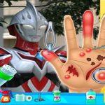 Ultraman Hand Doctor – Fun Games for Boys Online