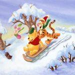 Winnie the Pooh Christmas Jigsaw Puzzle 2