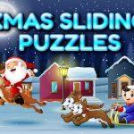 Xmas Sliding Puzzles